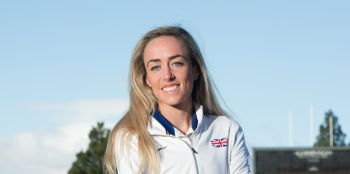 Eilish's new mindset and strong form help keep her outlook positive