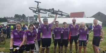 Congratulations to all our Tour de Forth 2018 cyclists