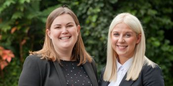 Our Private Client team welcomes two new Solicitors