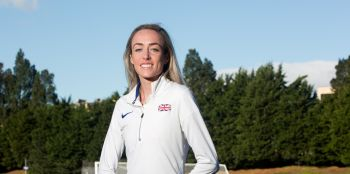 Eilish admits that adapting to shorter distance running has been challenging
